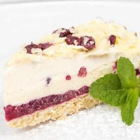 Десерт - Пирог Брусничный
