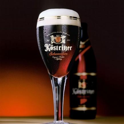 """Напитки - Темное разливное пиво """"Kostritzer"""" 1 л. (Германия)"""