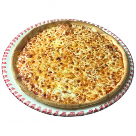 "Пицца ""Овощи с Грибами"" - 38cм."