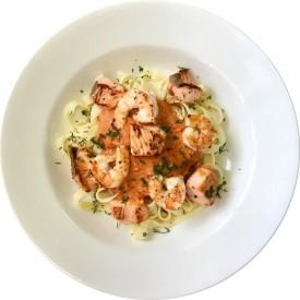"""Спагетти """"Дары моря"""""""