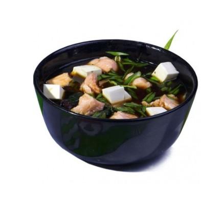 """Мисо суп """"с грибами шитаки"""""""