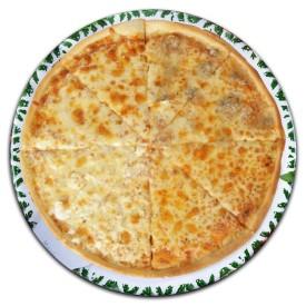 """Пицца """"2 Сыра: Брынза - Моццарелла"""" - 28cм."""