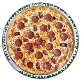 "Пицца ""Бостон мини Салями"" - 28cм."