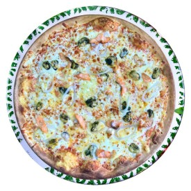 "Пицца ""Дары моря"" - 28cм."
