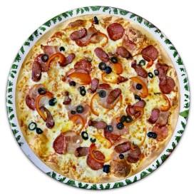 """Пицца """"Деревенская"""" - 28cм."""