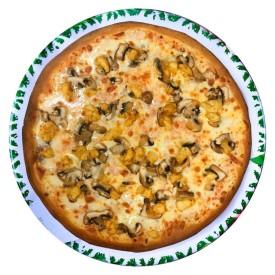 """Пицца """"Гамбургская"""" - 28cм."""