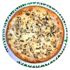 "Пицца ""Овощи с Грибами"" - 28cм."