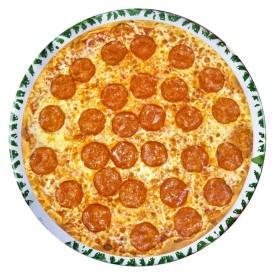 """Пицца """"Острая с перцем мини Пепперони"""" - 28cм."""
