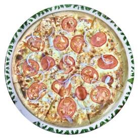 "Пицца ""Помодоро с луком"" - 28cм."