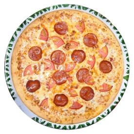 """Пицца """"Помодоро с мини Пепперони"""" - 28cм."""